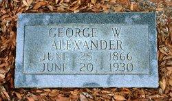 George Washington Alexander