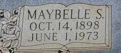 Maybelle S Hickman