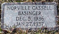 Norville Cassell Basinger