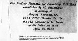 Godfrey Ragsdale, II