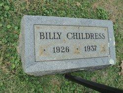 William Polk Billy Childress