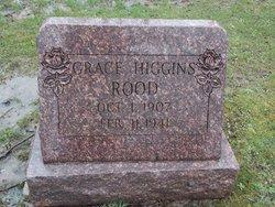 Grace G <i>Higgins</i> Rood