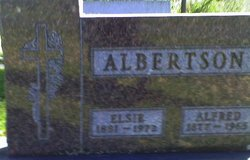 Alfred Ben Albertson
