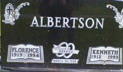 Florence Ella <i>Bergman</i> Albertson