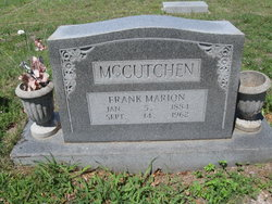 Frank Marion McCutchen