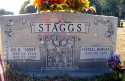 Mildred Vernell <i>Morgan</i> Staggs