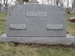 Susan Gertrude Sue <i>Williams</i> Putman