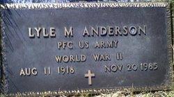 Lyle Martin Anderson