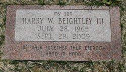 Harry W. Beightley, III