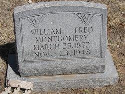 William Fredrick Valentine Fred Montgomery