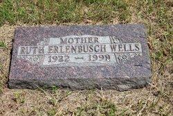 Ruth <i>Wells</i> Erlenbusch