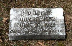 D M Miller