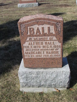 Margaret <i>Hardie</i> Ball