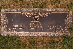 Arlene A <i>McClure</i> Eppley