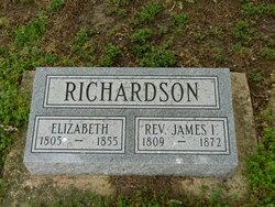 James I. Richardson