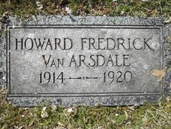 Howard Fredrick Vanarsdale