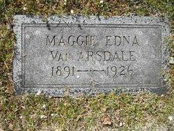 Maggie Edna VanArsdale