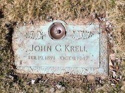John Genge Krell