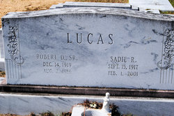 Robert David Lucas, Sr