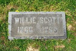 Willie E Scott