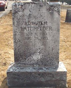 Edward Hartshorn Batchelder