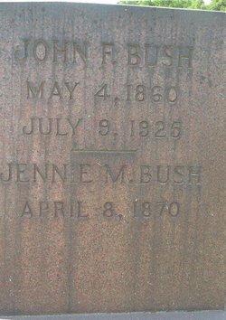 Jennie M Bush