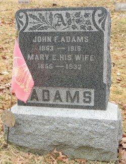 John Freeman Adams