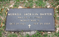 Murrell Jackson Baxter