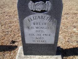 Elizabeth <i>Robins</i> Mongold