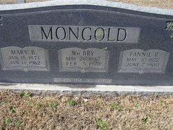 Fannie R Mongold