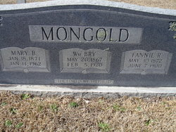 Mary Bynum Mongold