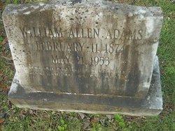 William Allen Adams