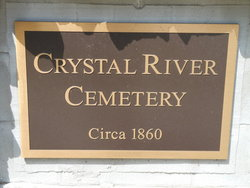 Crystal River Cemetery