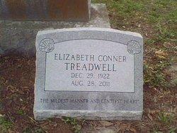 Elizabeth Libby <i>Connor</i> Treadwell