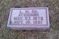 Lewis Madison Matt Atchison, Sr