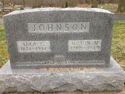 Milton Marion Johnson