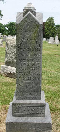 Walter James Johnson