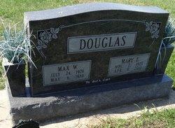 Mary E. Douglas