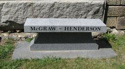 Frank Edwin McGraw, Sr