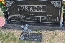 Anita Tumpy <i>Bragg</i> Hawkins