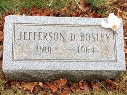 Jefferson Davis Jeff Bosley