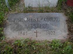 Philom�ne Comeau