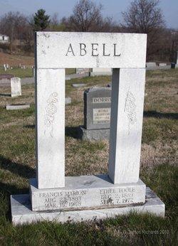 Ethel <i>Toole</i> Abell