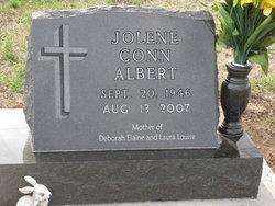 Jolene <i>Conn</i> Albert