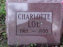 Charlotte Irene Loe