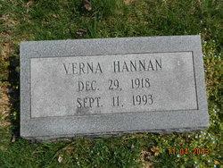 Verna <i>Hannan</i> Brittingham