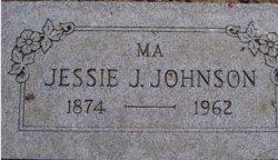 Jensine Johanna Jessie <i>Rasmussen</i> Johnson