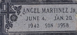 Angel Martinez, Jr