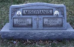 Virginia H <i>Frangos</i> Misoyianis
