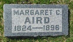 Margaret C Aird